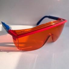 Очки защитные от ультрафиолетового излучения